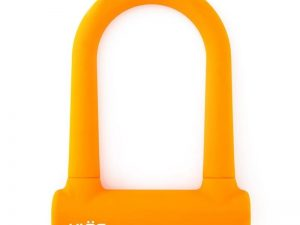 oranssi U-lukko
